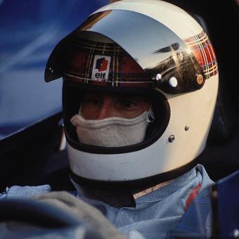 Sir Jackie Stewart Grand Prix Walk
