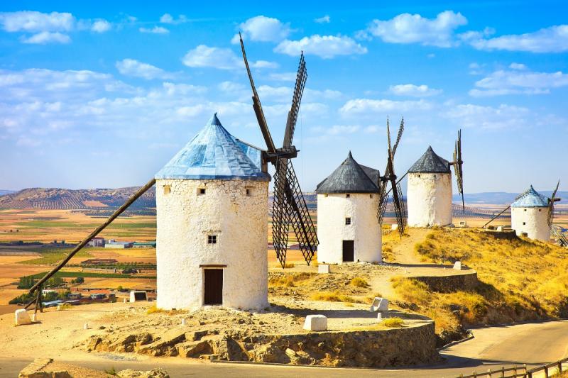 Communities of Spain