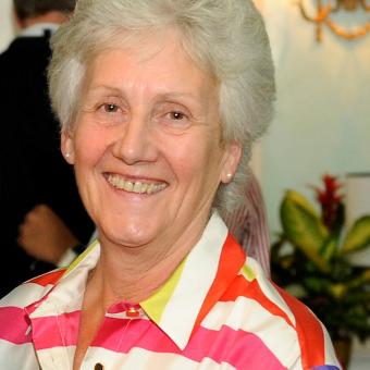 Louise Martin CBE