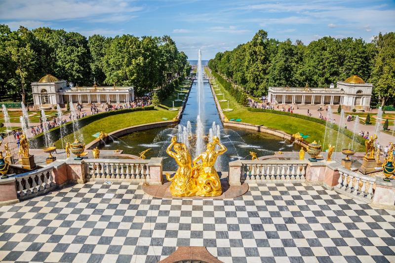 Palaces of the Tsars