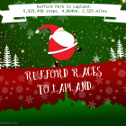 Rufford Races to Lapland