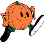Pumpkin Trotters
