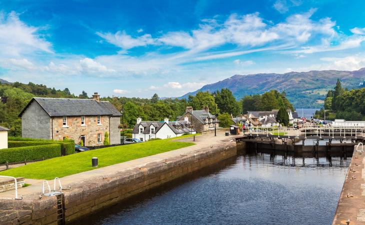 The Great Glen of Scotland