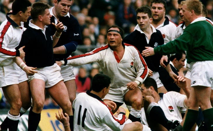 Steps for Sporting Memories: Rugby Greats