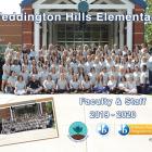 Weddington Hills Elementary We FIT together