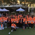 WBE 2020 Track Team